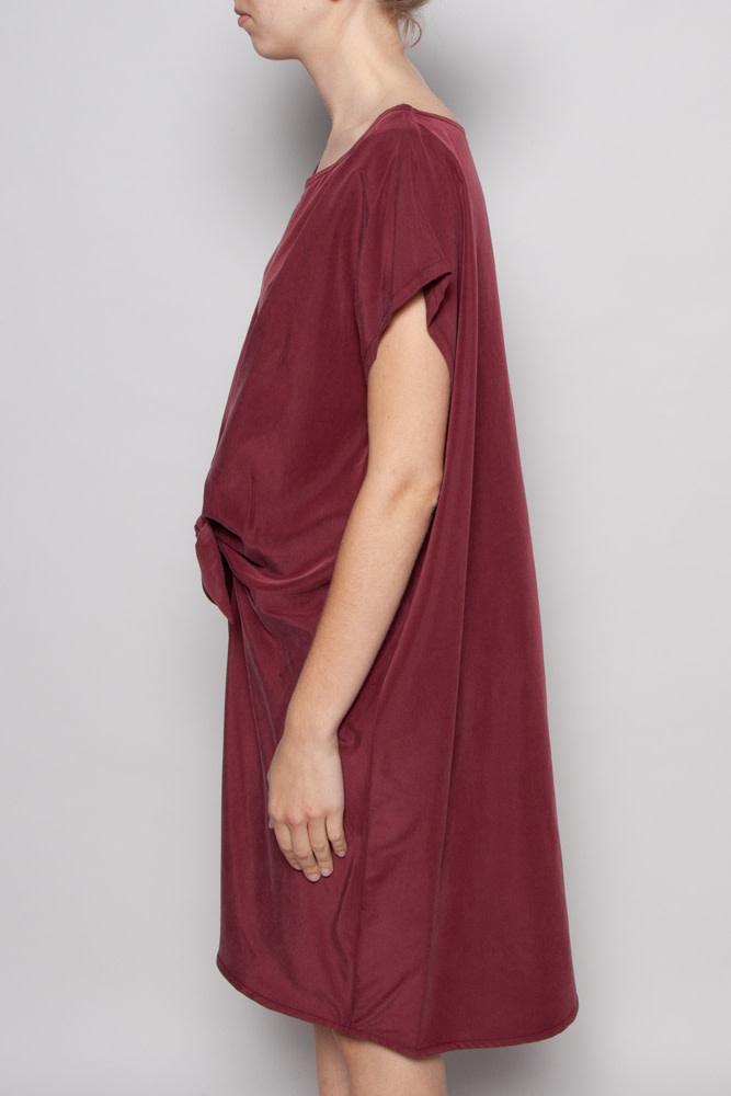 Noemiah NEW PRICE (WAS $110) - ALICE BURGUNDY DRESS - NEW