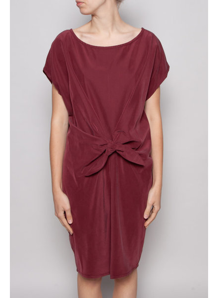 Noemiah ALICE BURGUNDY DRESS - NEW
