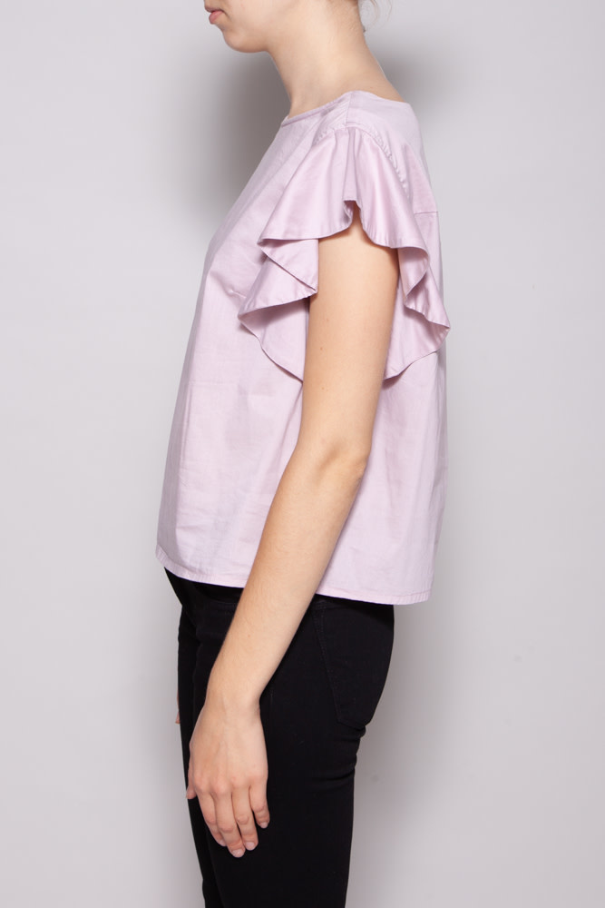 Noemiah NEW PRICE (WAS $85) - LAVENDER TOP - NEW WITH TAGS