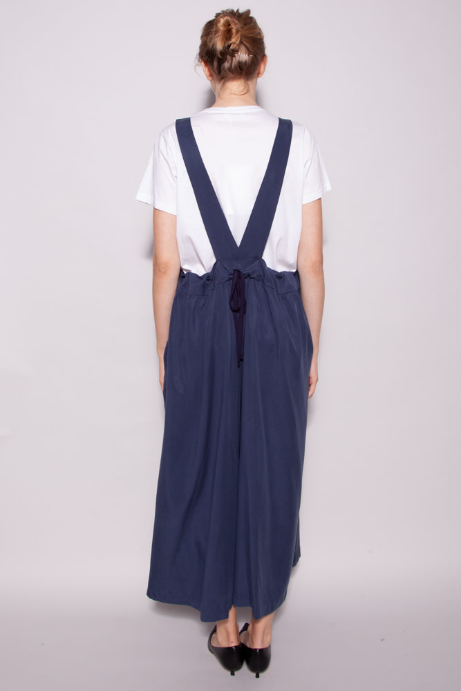 Noemiah BLUE EMBROIDERED JUMPSUIT - NEW WITH TAGS