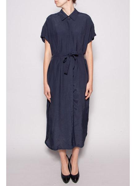 Faithfull The Brand MIDNIGHT BLUE DRESS