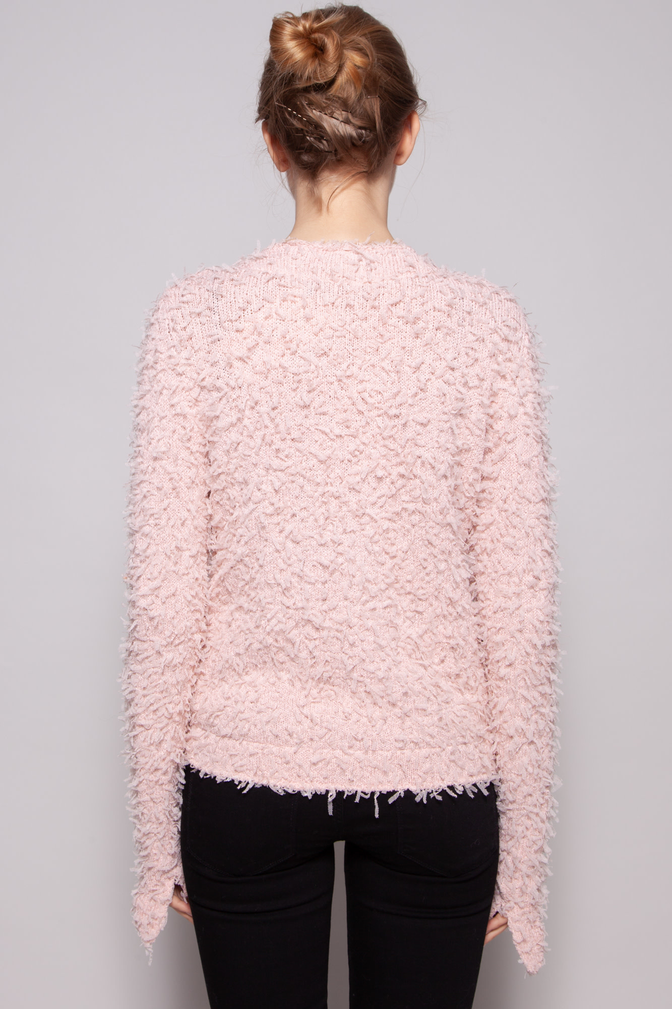 Dolce & Gabbana NEW PRICE (WAS $340) - PINK KNITTED CARDIGAN