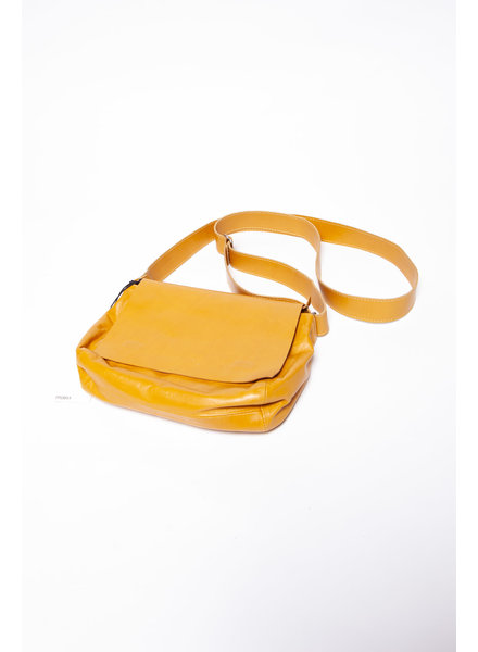 M0851 YELLOW MESSENGER BAG