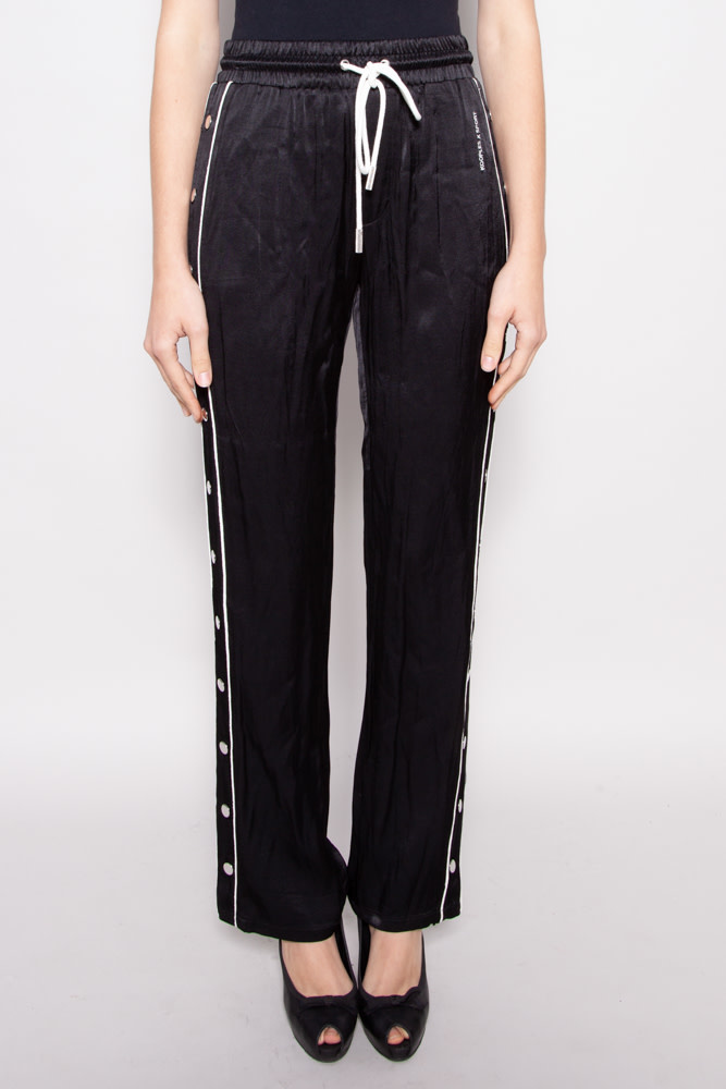 The Kooples BLACK SPORT PANTS - NEW WITH TAG