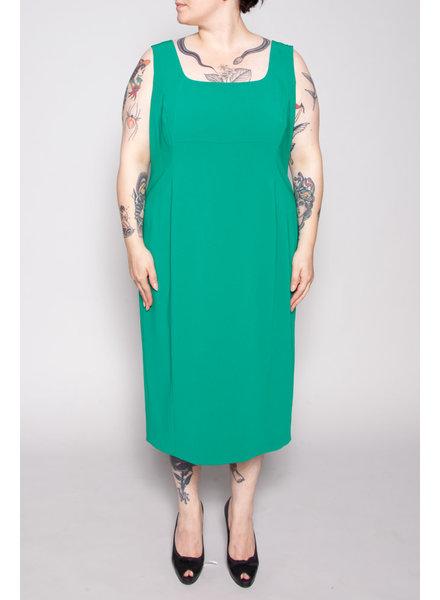 Marina Rinaldi GREEN EVENING DRESS