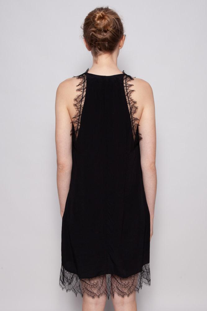 Iro NEW PRICE (WAS $95) - BLACK LACED DRESS