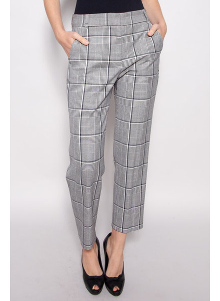 Velvet by Graham & Spencer HOUNDSTOOTH PANTS - NEW WITH TAGS