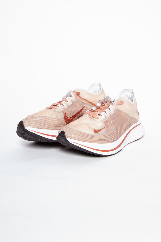 Nike PINK AND BEIGE SNEAKERS