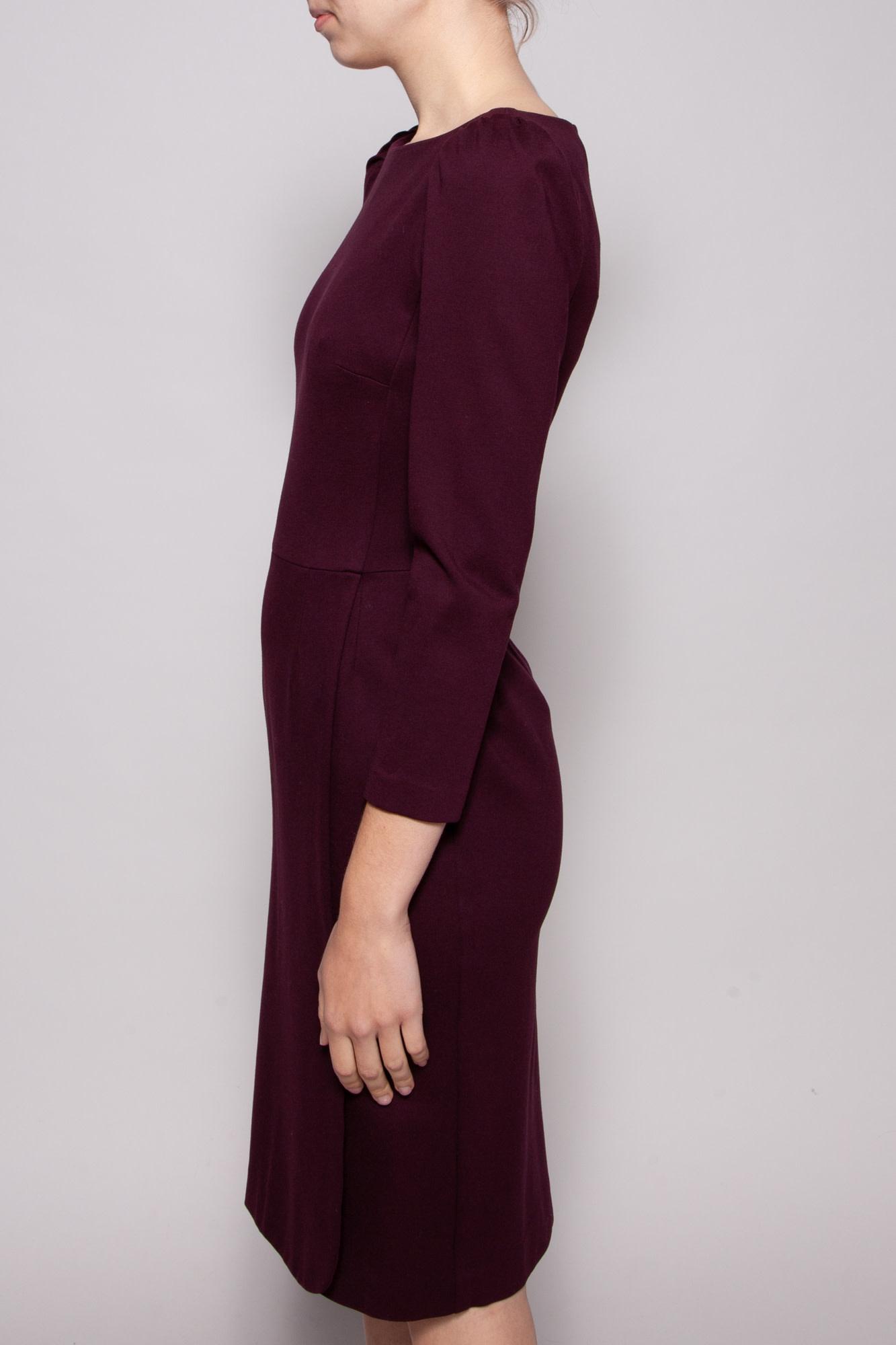 Éditions de Robes BURGUNDY DRESS