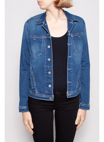 L'agence DENIM JACKET