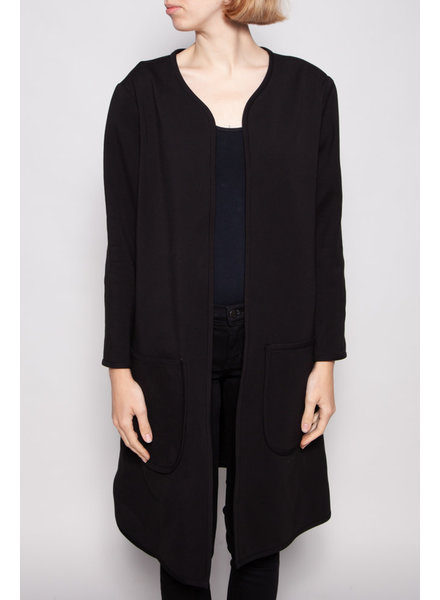 Éditions de Robes BLACK LONG JACKET