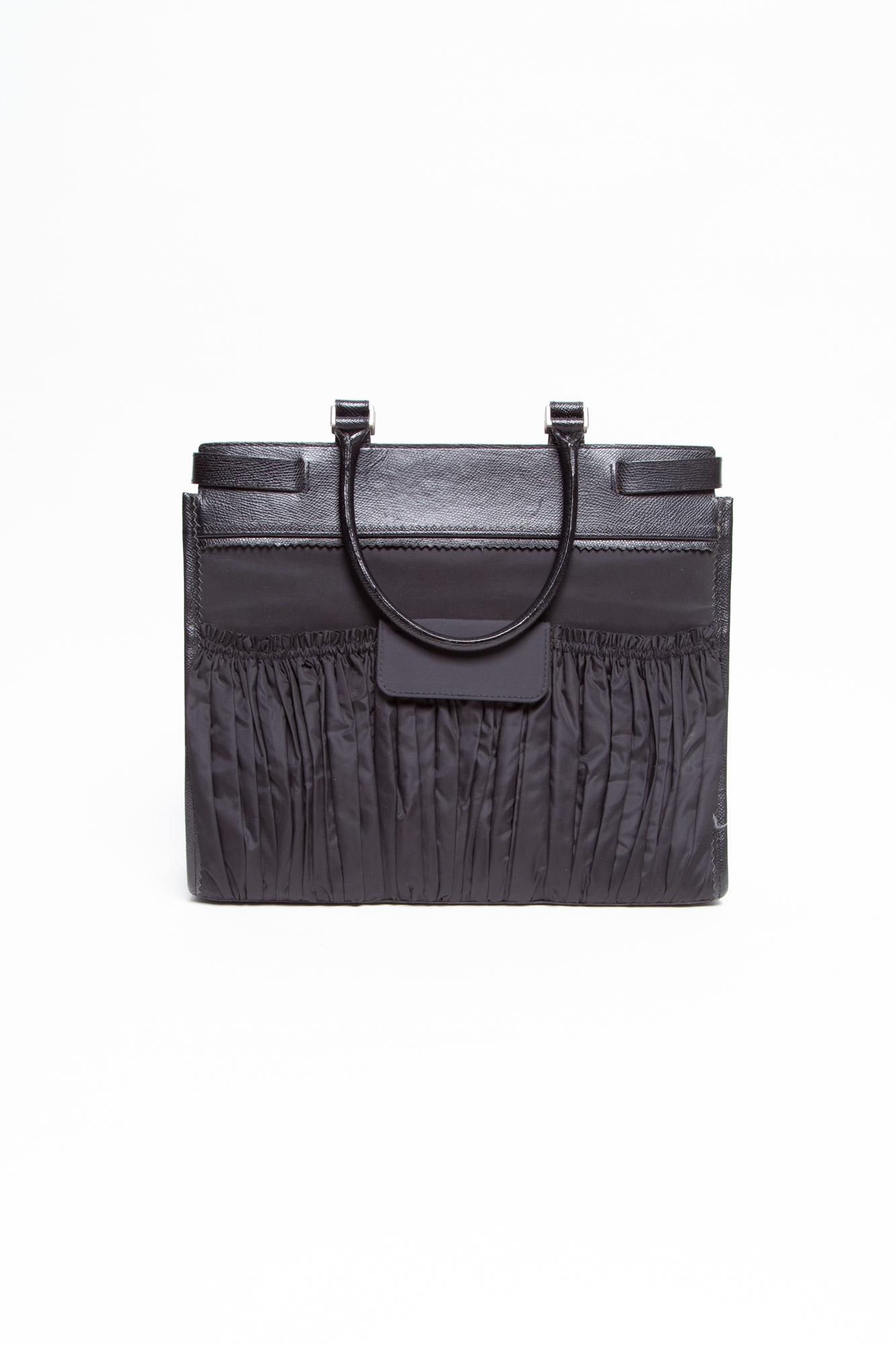 Jean Paul Gaultier BLACK BAG