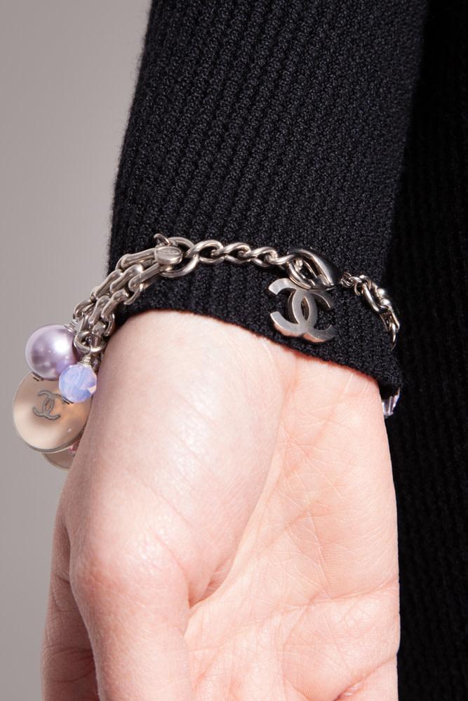 Chanel MULTICOLORED CHARM BRACELET