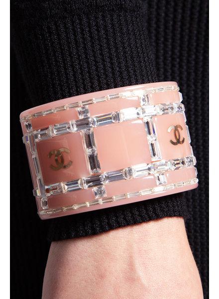 Chanel PINK CUFF