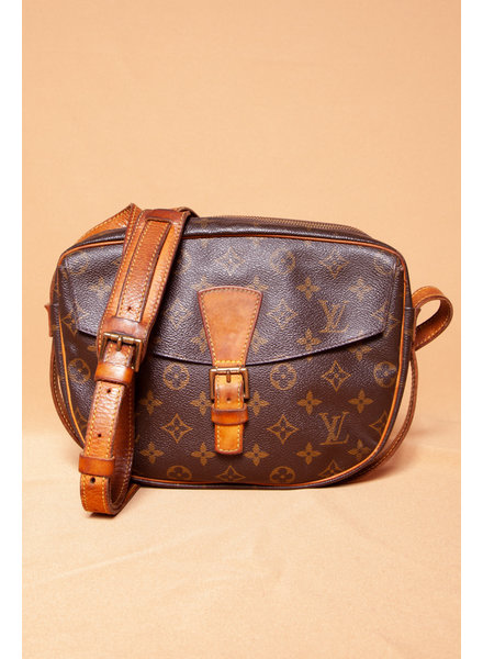 "Louis Vuitton MONOGRAM CANVAS ""JEUNE FILLE"" GM HANDBAG"