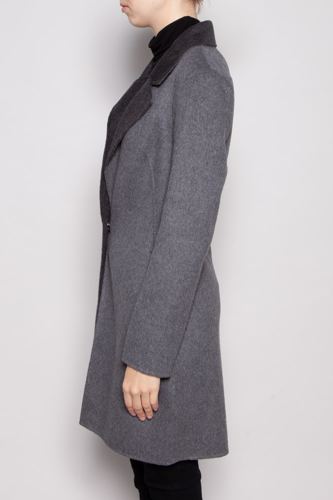 Soia & Kyo GREY LIGHT COAT