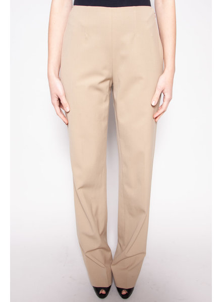 Ralph Lauren CAMEL WOOL-BLEND PANTS