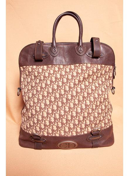 Dior WEEKENDER DIORISSIMO TRAVEL BAG