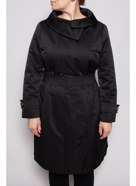 Georges Rech BLACK COAT - NEW WITH TAGS