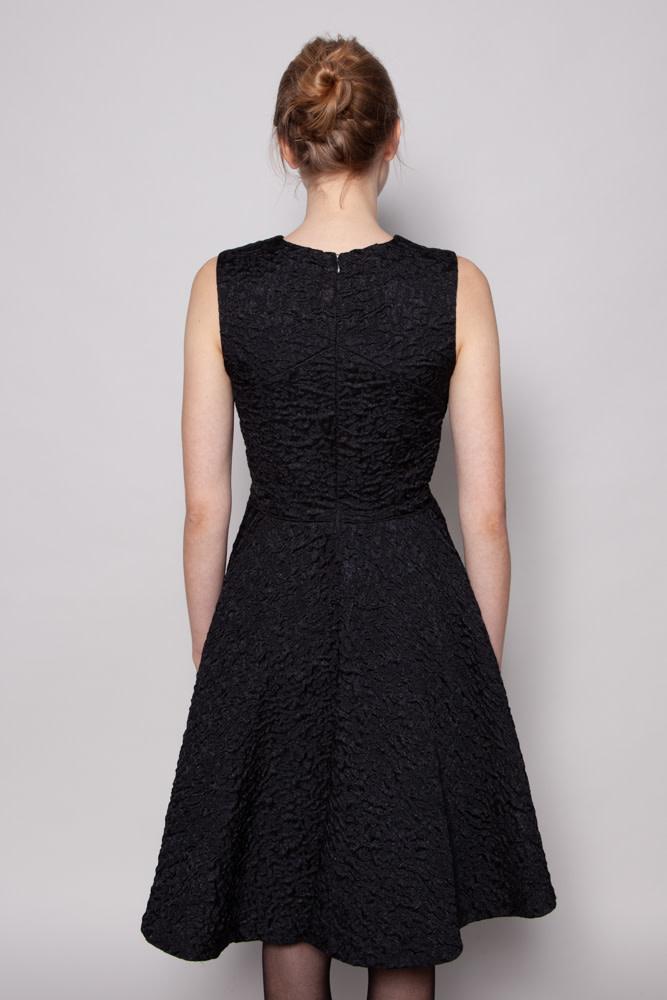 Éditions de Robes BLACK SHINNY DRESS