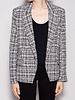 L'agence BLACK AND WHITE BLAZER - NEW WITH TAG