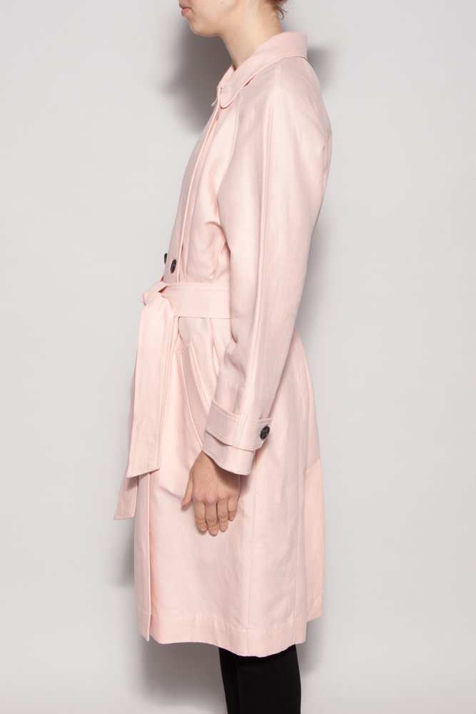 Joie PINK TRENCH - NEW WITH TAG