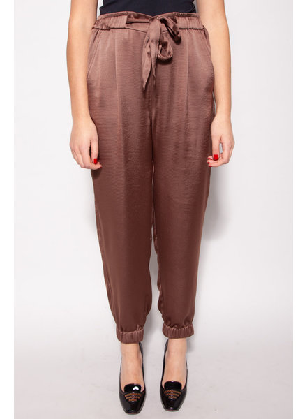 Joie FLOWING BRONZE TROUSERS - NEW WITH TAG