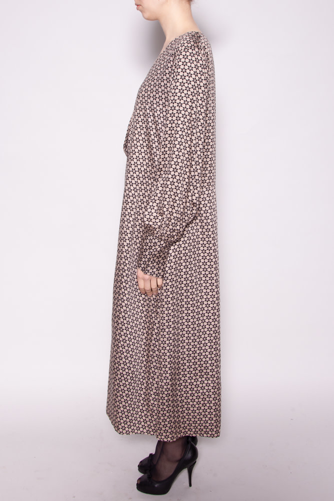 Rough Studios NEW PRICE (WAS $110) - LOYA BLACK & BEIGE DRESS - NEW WITH TAGS