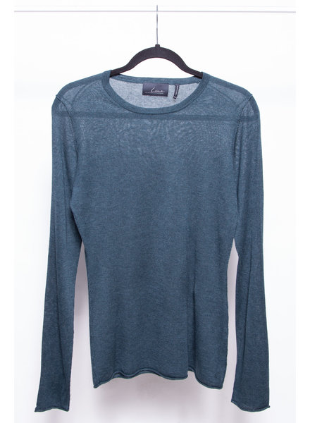 Line DUCK BLUE LONG SLEEVE TOP