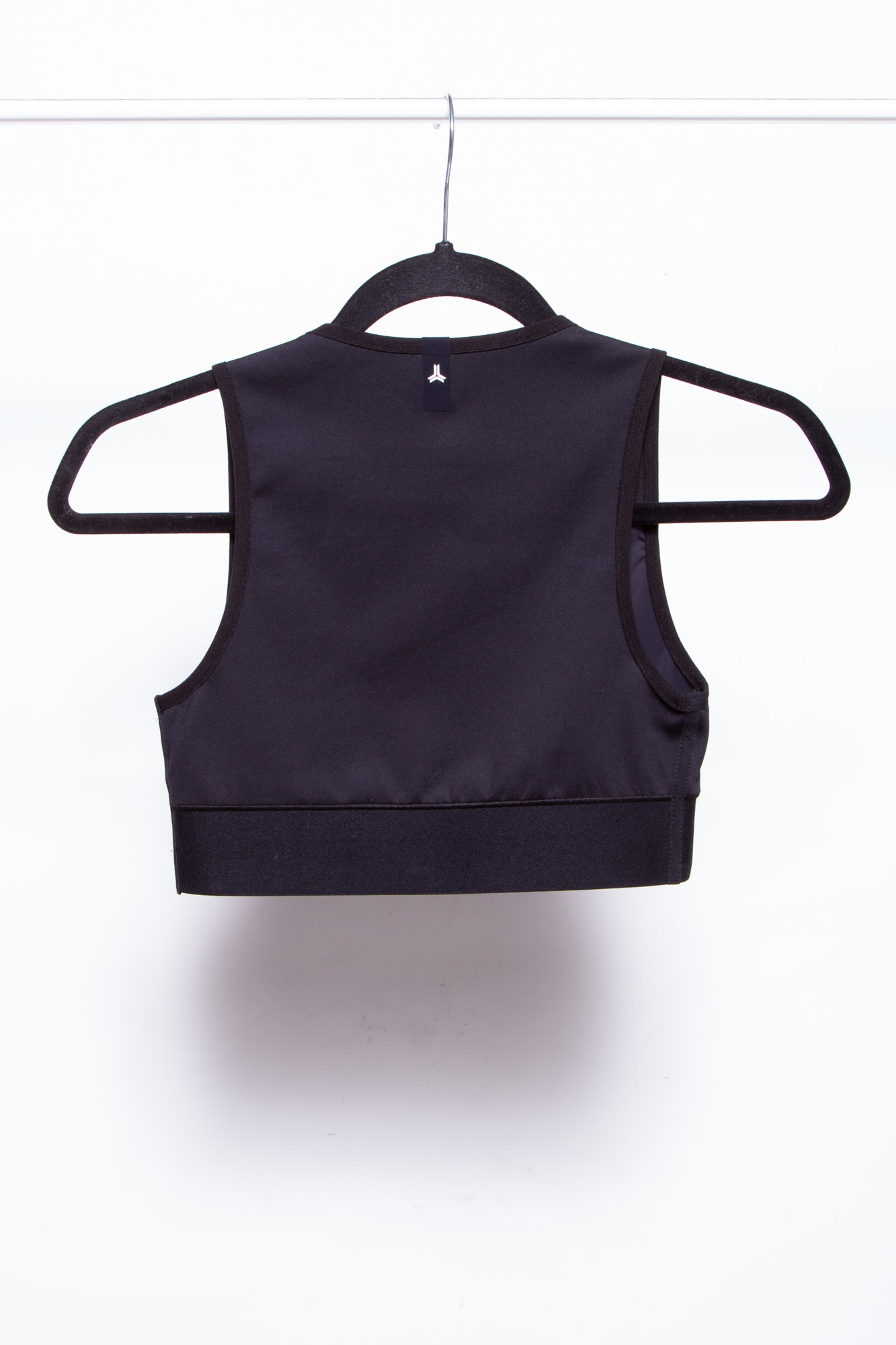 Ultracor BLACK SPORTS BRA WITH GOLDEN STAR - NEW
