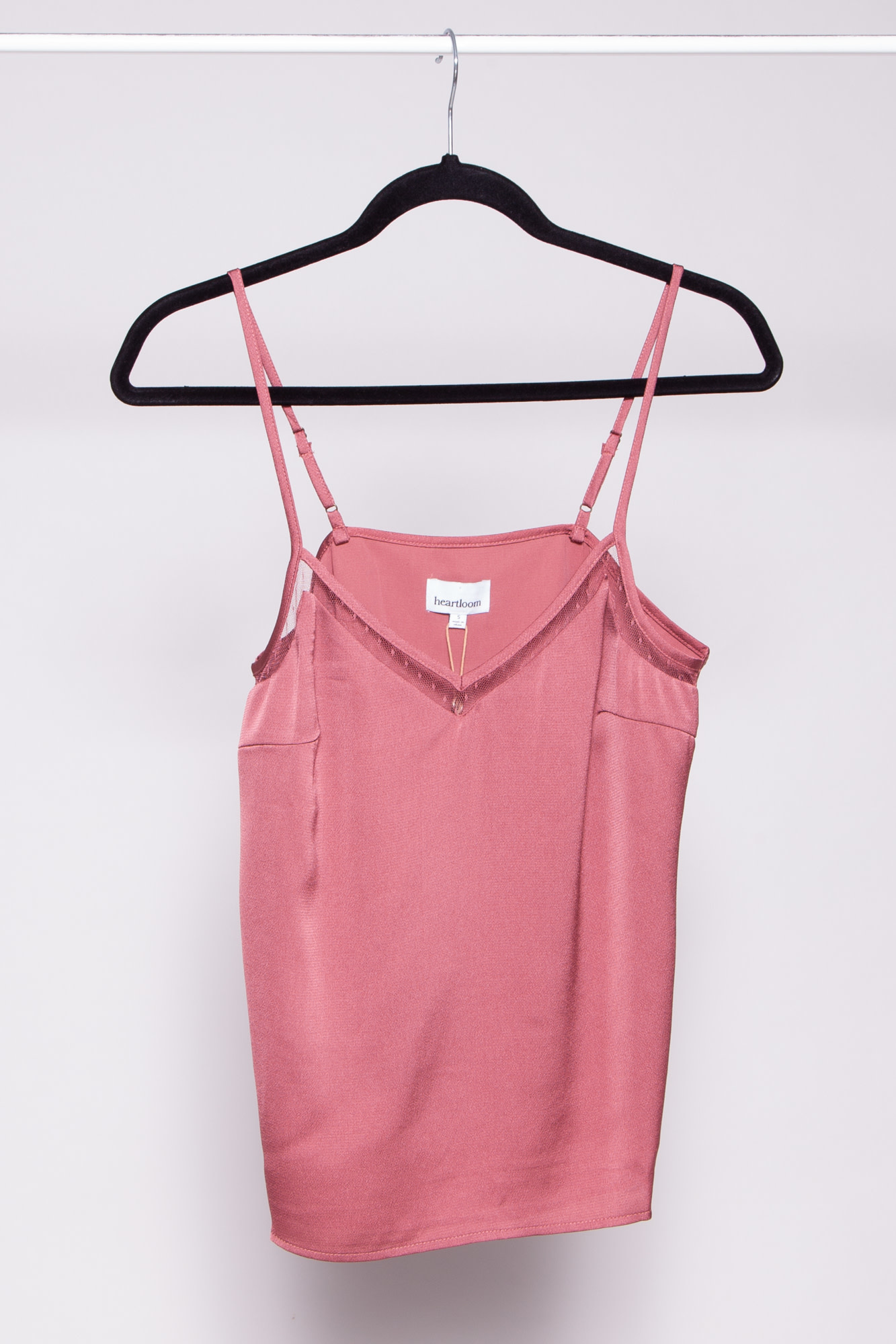Heartloom DUSTY PINK TOP - NEW ITH TAGS