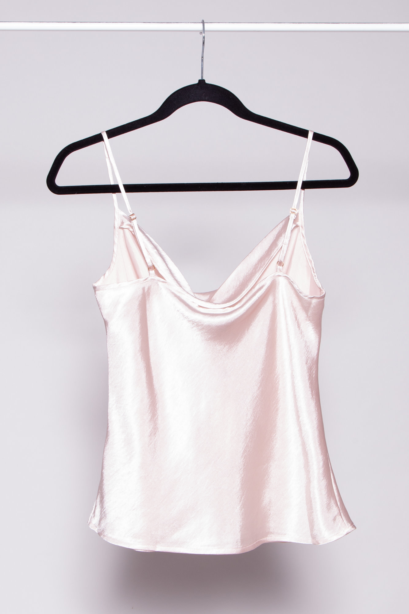 Heartloom PINK SATIN TOP - NEW WITH TAGS