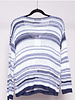 Heartloom BLUE KNITTED UNA SWEATER - NEW