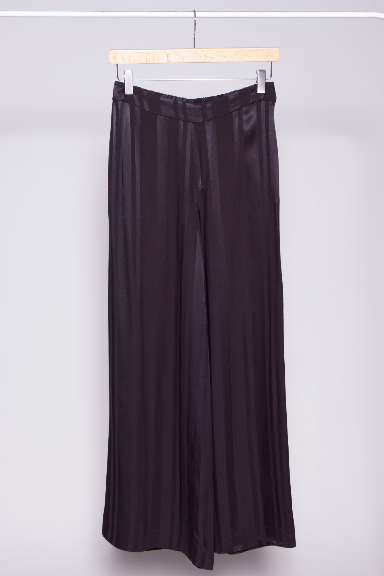 Charli BLACK WIDE LEGS PANTS - NEW WITH TAGS