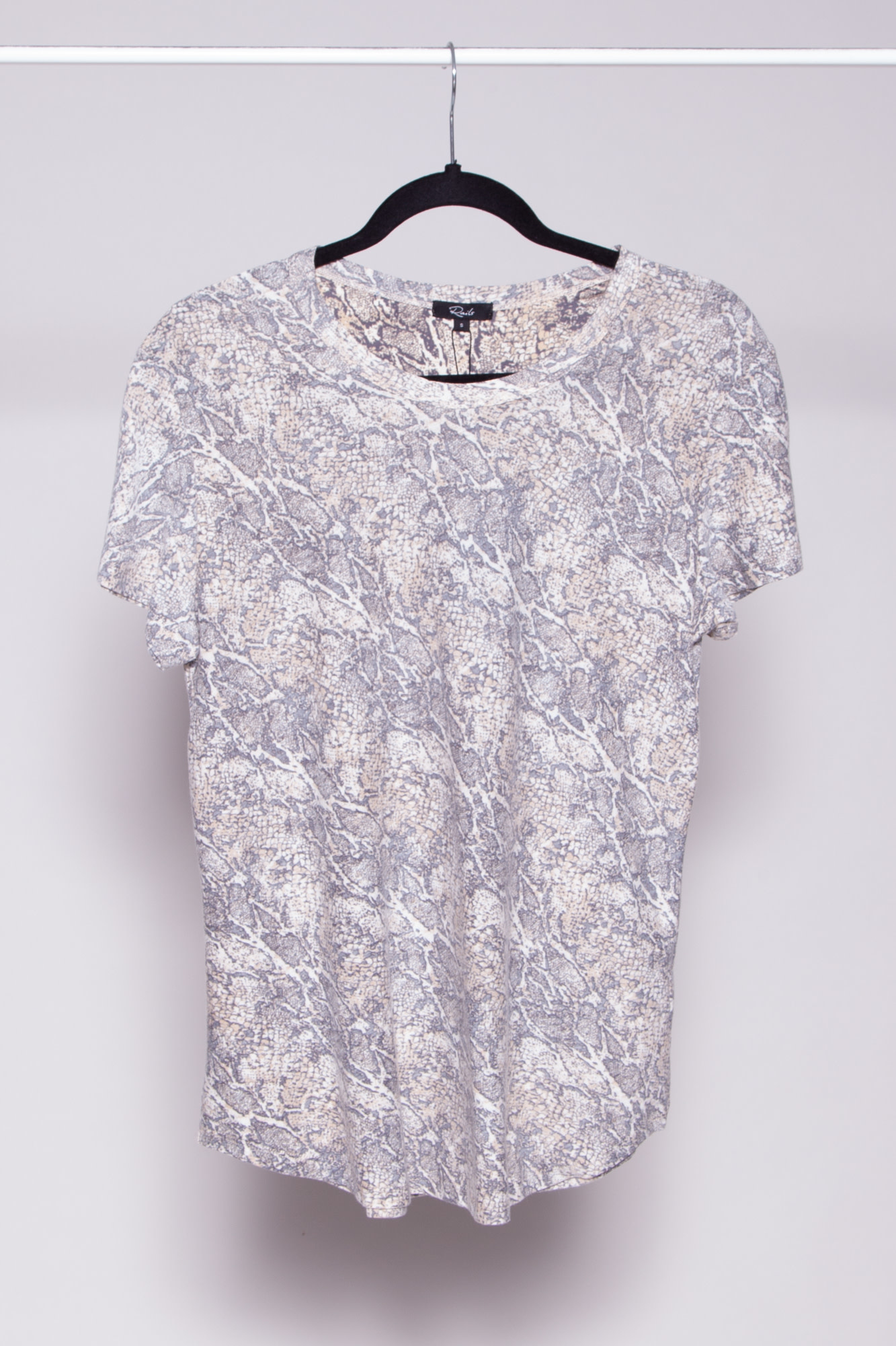Rails SNAKE PRINT TOP - NEW WITH TAGS