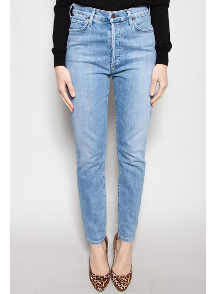 Citizens of Humanity JEANS BLEU TAILLE HAUTE OLIVIA
