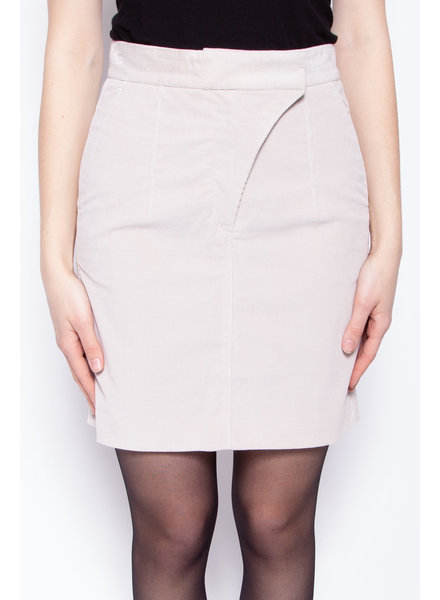 Landscape GREY CORDUROY SKIRT - NEW WITH TAGS