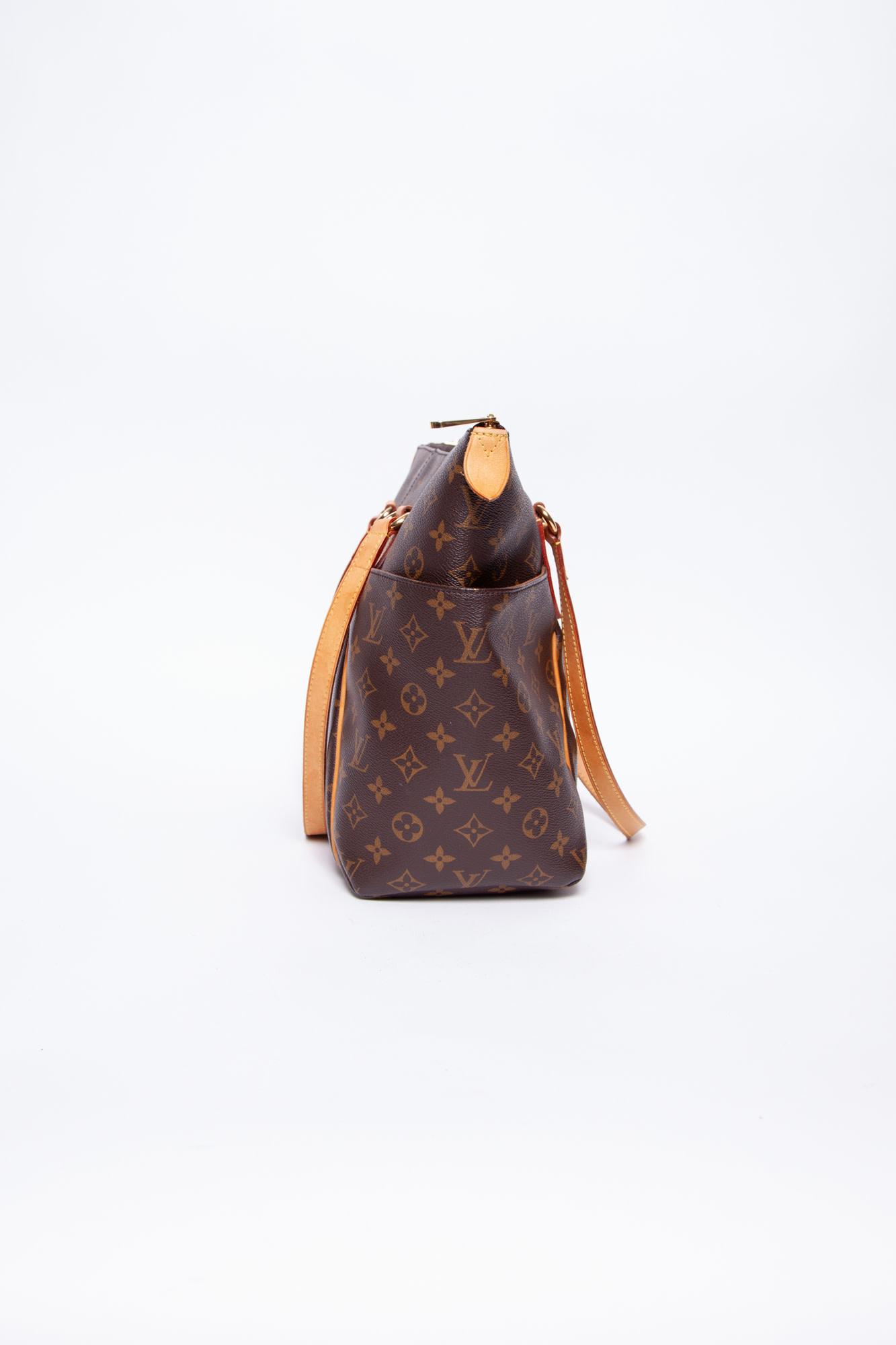 Louis Vuitton TOTALLY MM MONOGRAM BAG