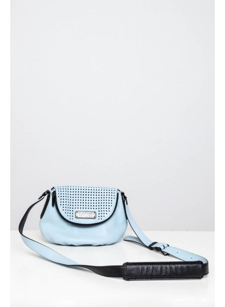 Marc by Marc Jacobs SALE - SKY BLUE LEATHER BAG - NEW