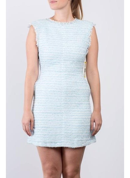 Alice + Olivia BLUE DRESS