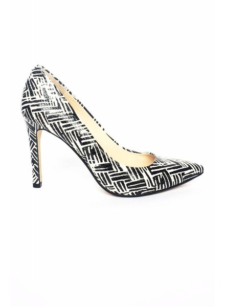 Banana Republic ZEBRA LEATHER PUMPS