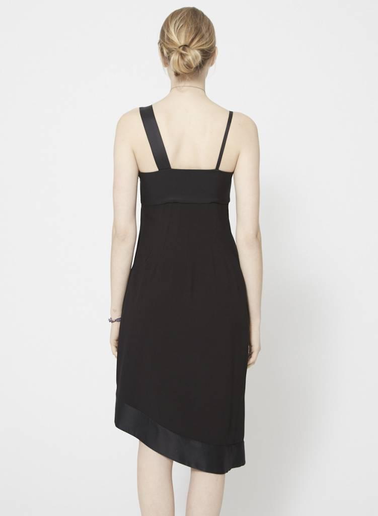 Christian Dior Silk black dress