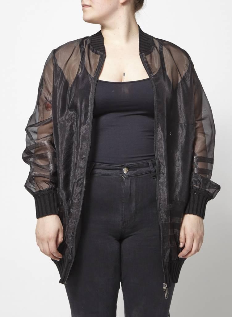 Marina Rinaldi SALE - BLACK BUMMER - NEW WITH TAG