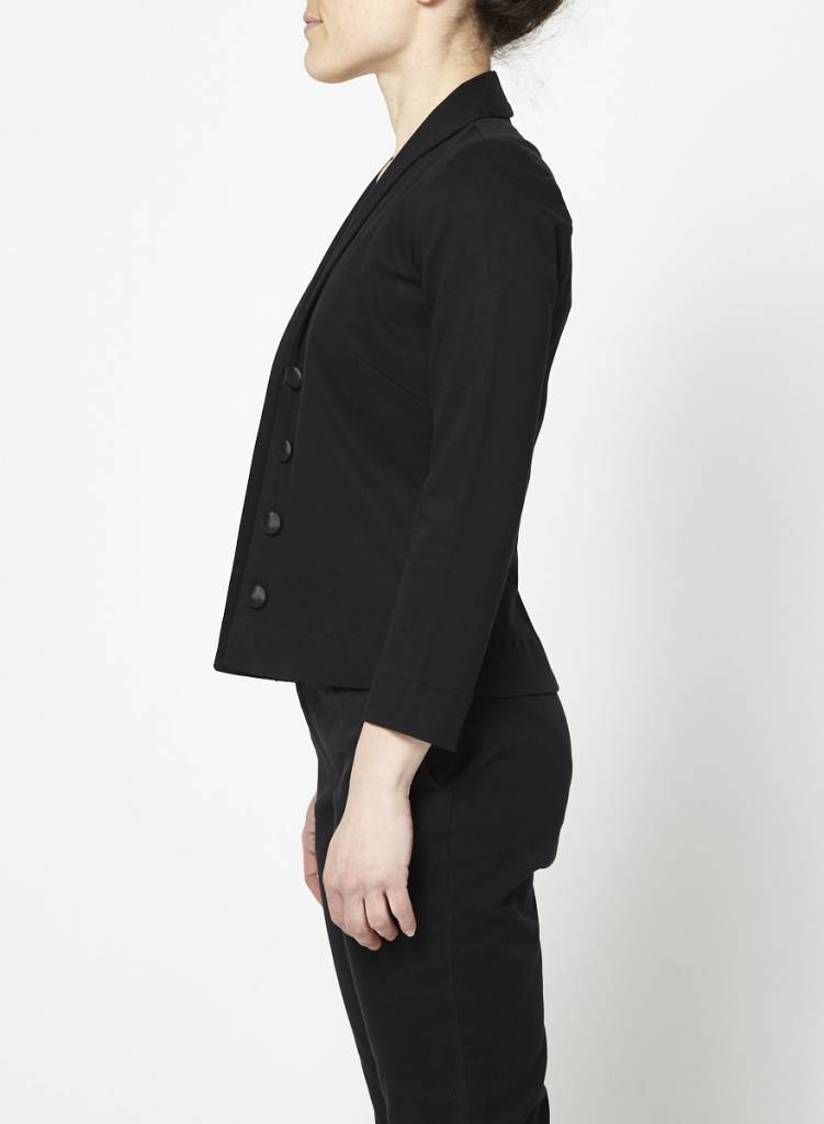 Betina Lou Sale - Black Fitted Jacket