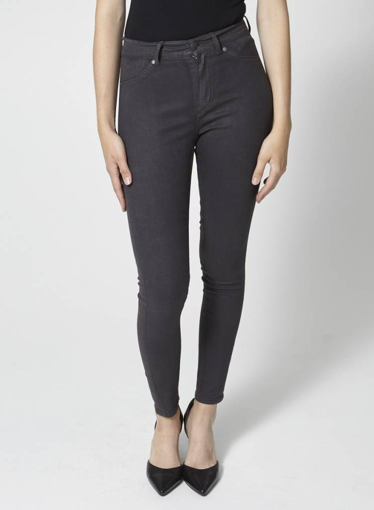 Cheap Monday Jeans skinny gris - Neuf