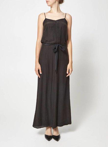 Ella Moss BLACK LONG DRESS