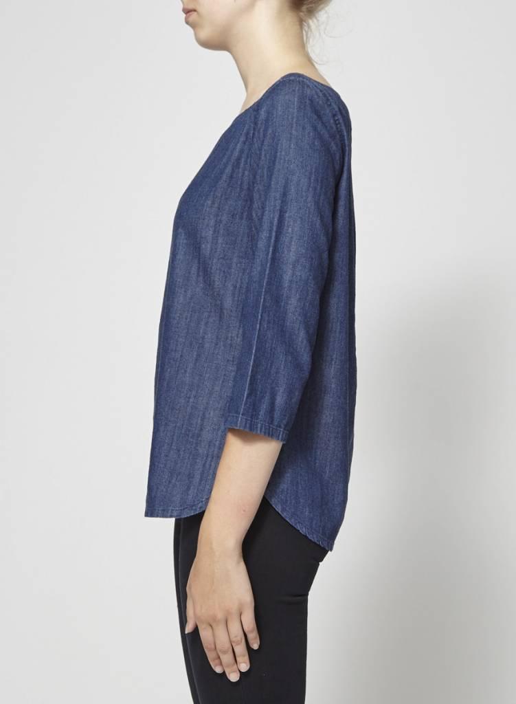 J.Crew Haut à manches longues en jeans