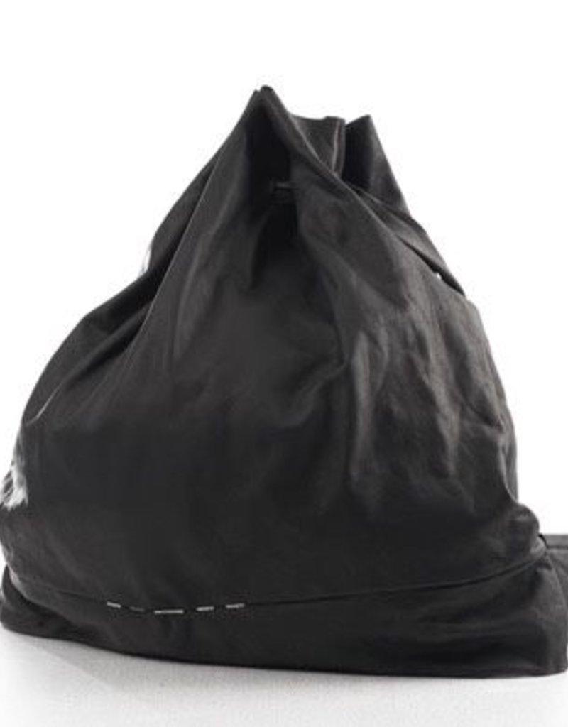 Daniele Basta CRONO - calf leather backpack in Black