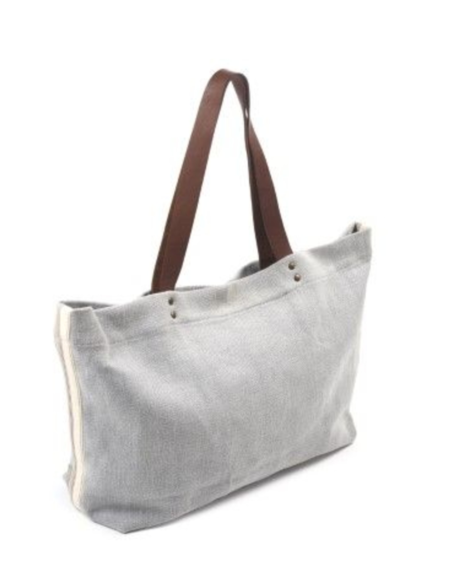 Libeco Home Corse Tote Bag - Ash