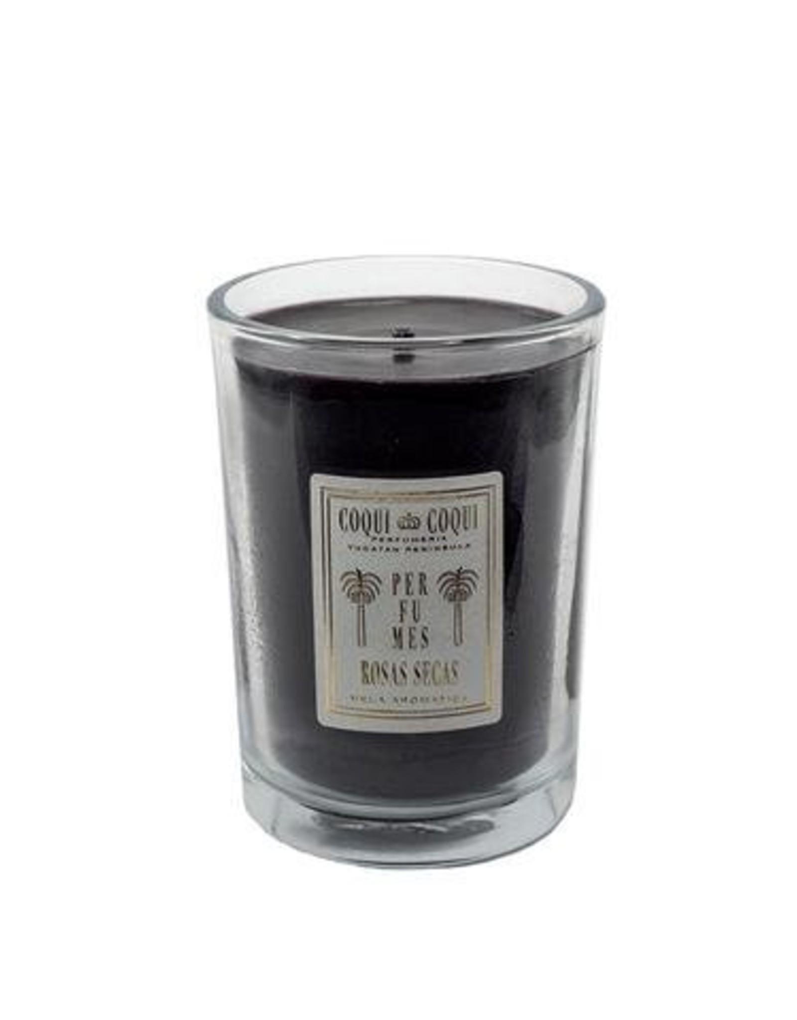 Coqui Coqui Perfumeria Rosas Secas candle
